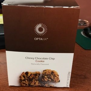Optavia Chewy Chocolate Chip cookie